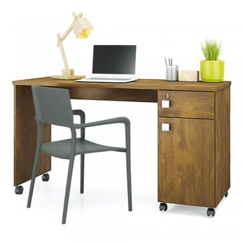 Mesa P/ Notebook Office Malta Canela